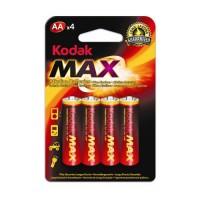 Bateria Kodak Max AA (LR6) - 4szt.