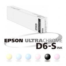 Tusz Epson Black D700