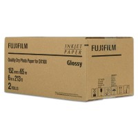 "Fuji DX100 6"" Papier Glossy (1 rolka)"