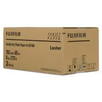 "Fuji DX100 6"" Papier Luster (1 rolka)"