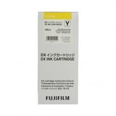 Tusz Yellow do Fuji DX100