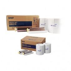 DNP QW410 Media Kit 10x15 PD (Premium Digital)