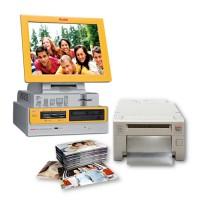 Kodak GS Order Station + drukarka 305