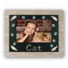 Fotoramka drewniana Cat Cesare 10x15