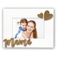 Ramka drewniana Mama ES 10x15