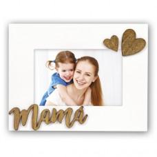 Fotoramka drewniana Mama ES 10x15