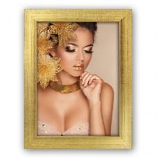 Fotoramka Samara Gold na zdjęcie 10x15