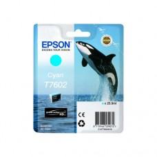 Epson SC-P600 Ink Cyan