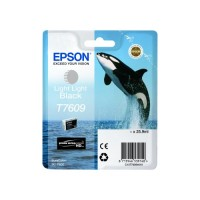 Tusz Light Light Black do Epson SC-P600