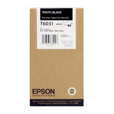 Epson 7800 7880 9800 9880 Ink Black 220ml