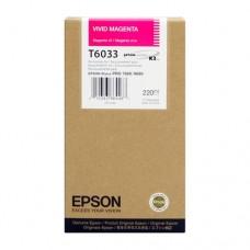 Epson 7880 9880 Ink Vivid Magenta 220ml