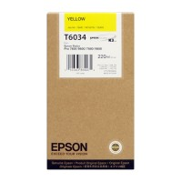 Tusz Yellow 220ml do plotera Epson 7800/7880/9800/9880