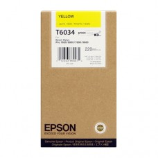 Epson 7800 7880 9800 9880 Ink Yellow 220ml