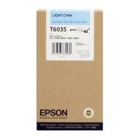 Tusz Light Cyan 220ml do plotera Epson 7800/7880/9800/9880