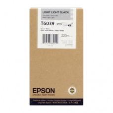 Epson 7800 7880 9800 9880 Ink Light Light Black 220ml